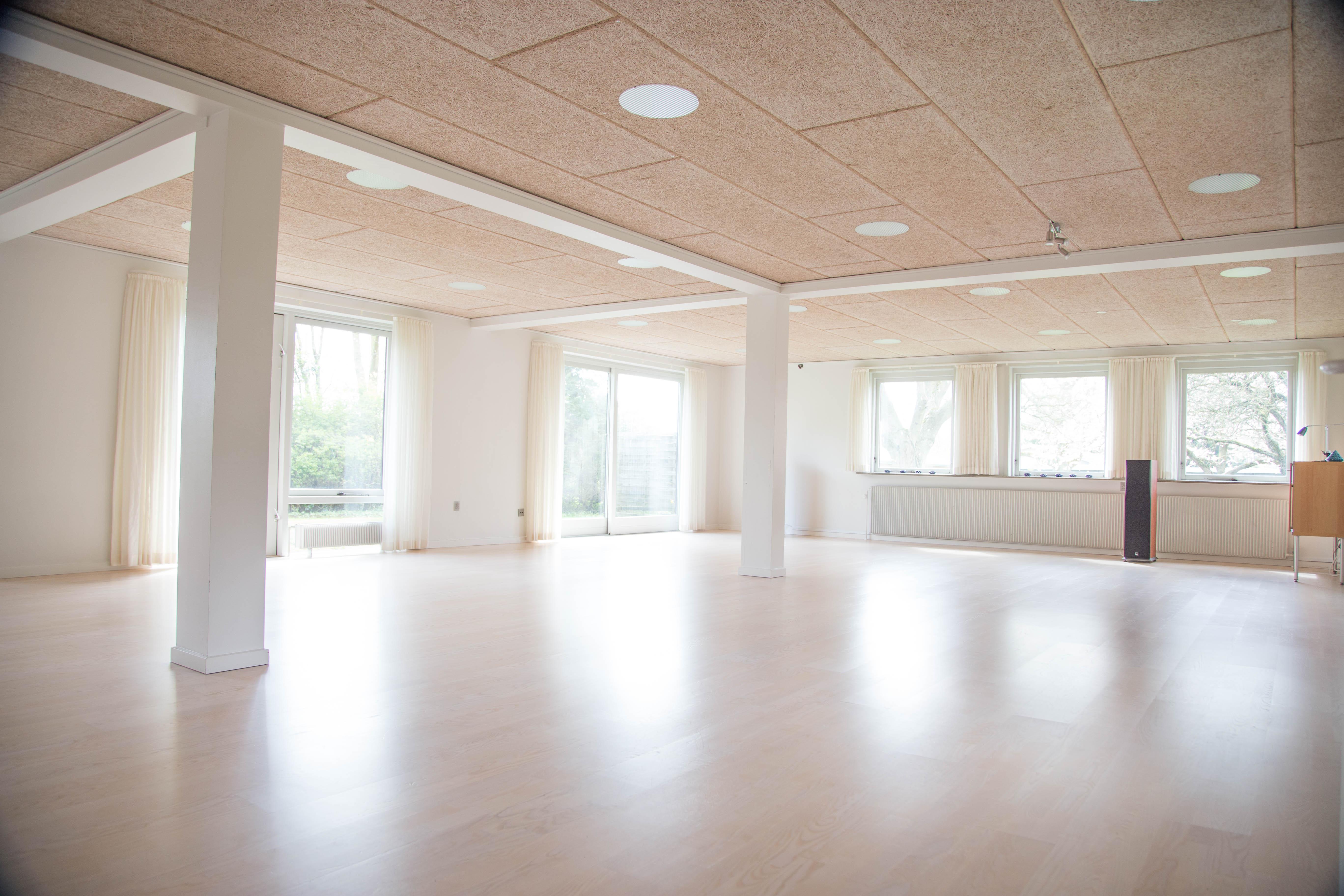 Faciliteterne på Skolen for Krop & Bevidsthed