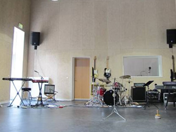 Odder Højskoles musikhus